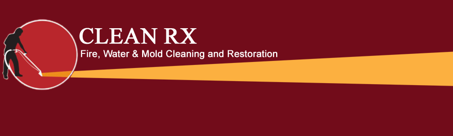 CLEAN RX – fire, water, mold damage cleaning & restoration